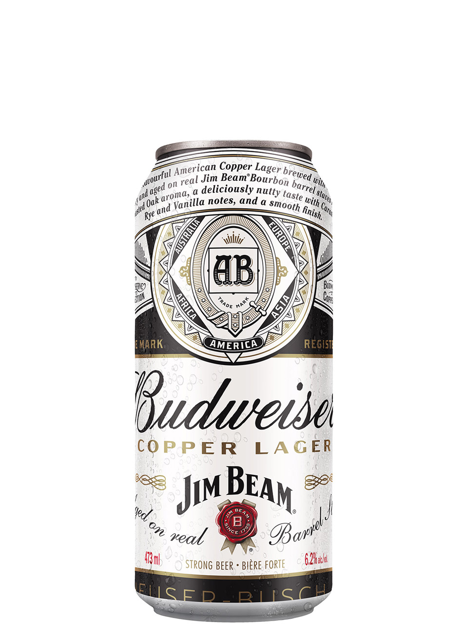 Budweiser Copper Lager 473ml Can