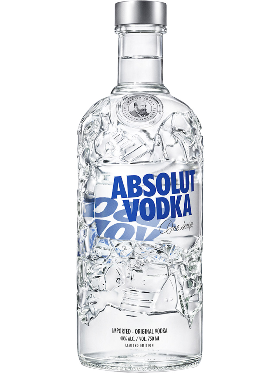 Absolut Vodka Recycle Holiday Limited Edition Btl