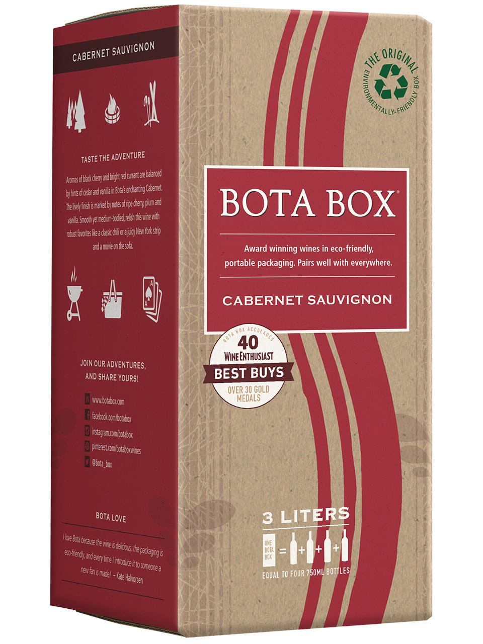 Bota Box Cabernet Sauvignon