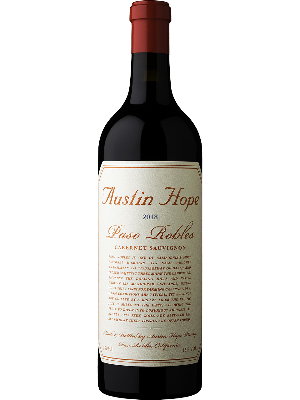 Austin Hope Cabernet Sauvignon
