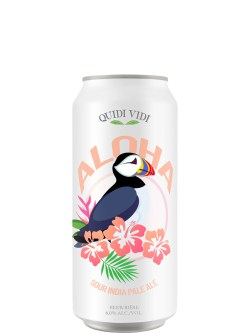 Quidi Vidi Aloha Sour IPA 473ml Can