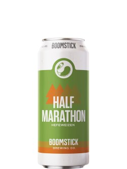 Boomstick Half Marathon Hefeweizen 473ml Can