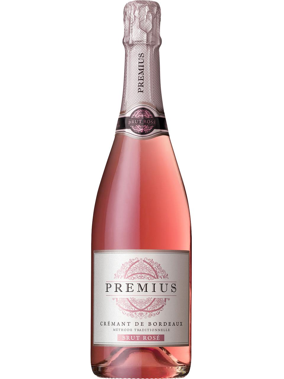 Mau Premius Cremant de Bordeaux Brut Rose