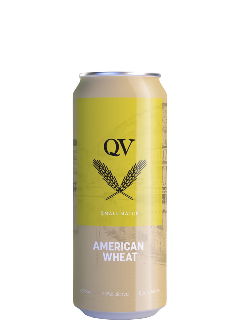 Quidi Vidi American Wheat 473ml Can