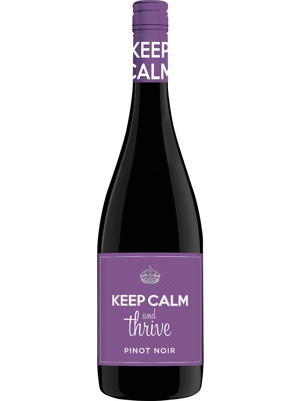 Keep Calm & Thrive Pinot Noir
