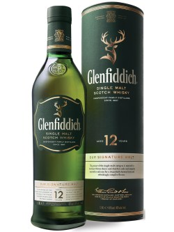 Glenfiddich Special Reserve 12YO Single Malt Scot