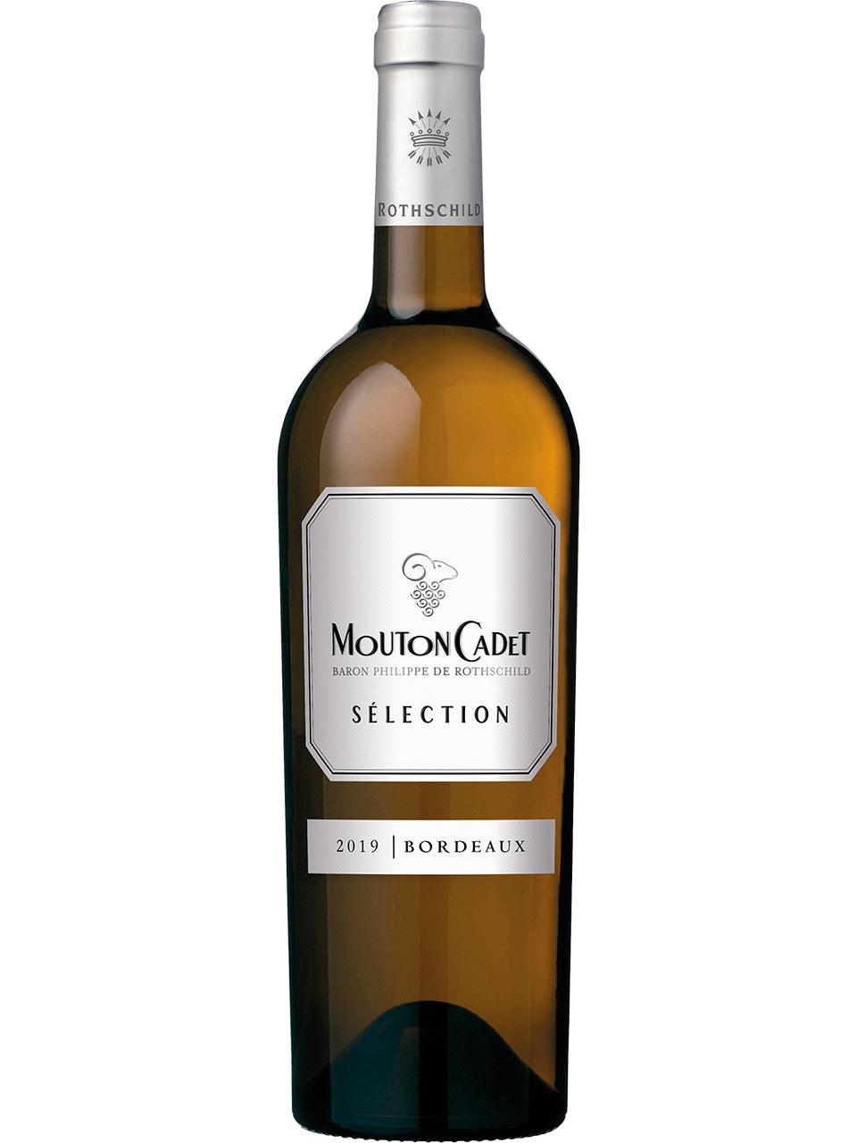 Mouton Cadet Selection Bordeaux Blanc
