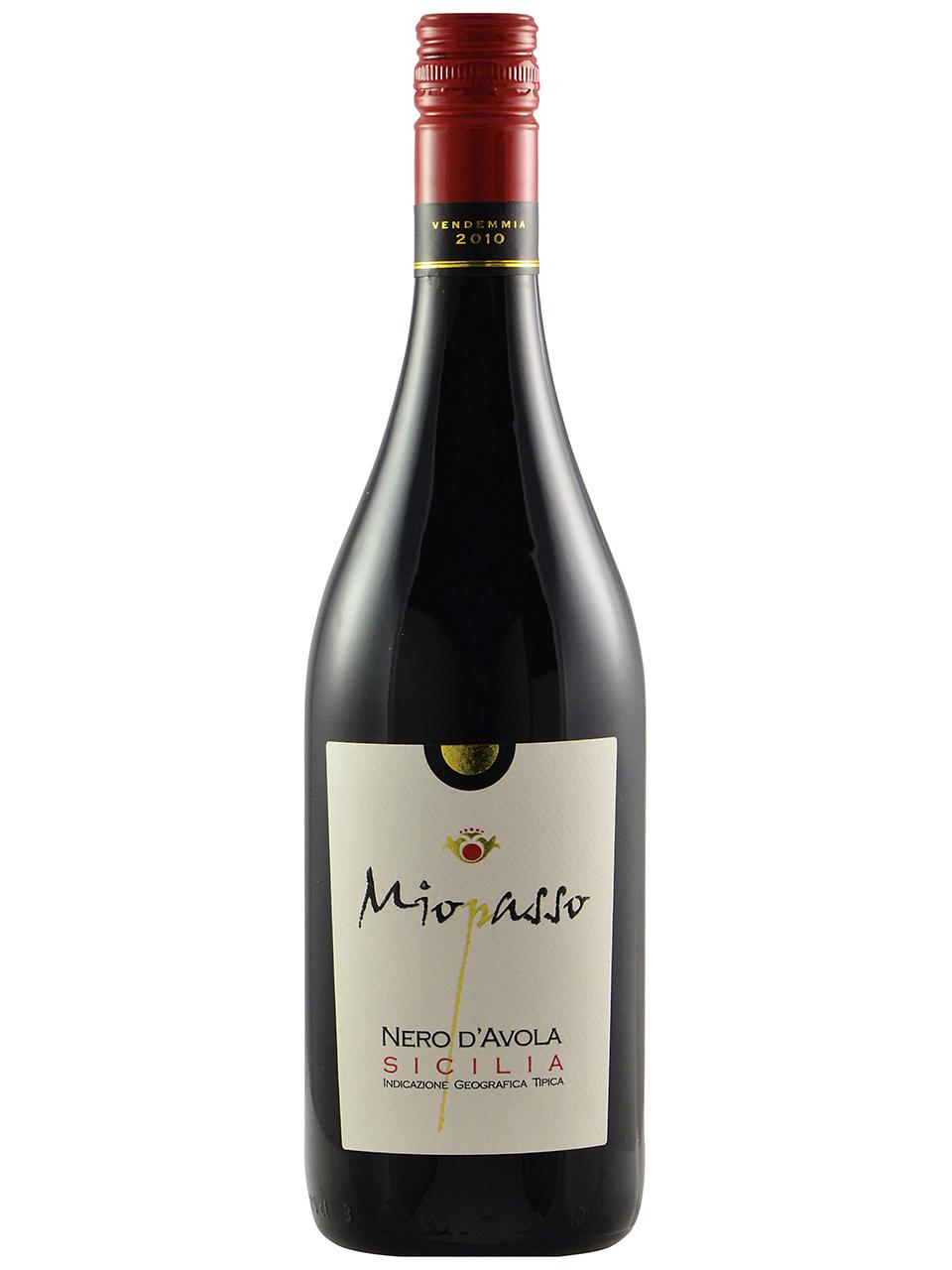 Miopasso Nero d'Avola Sicilia IGT