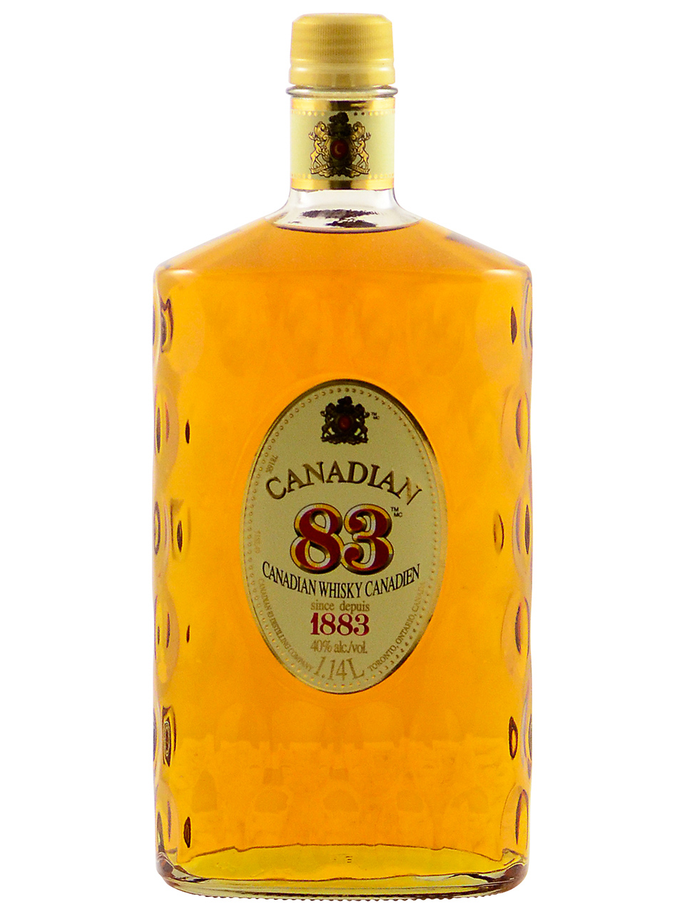 Canadian 83 Whisky