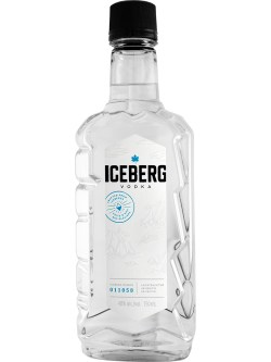 Iceberg Vodka PET