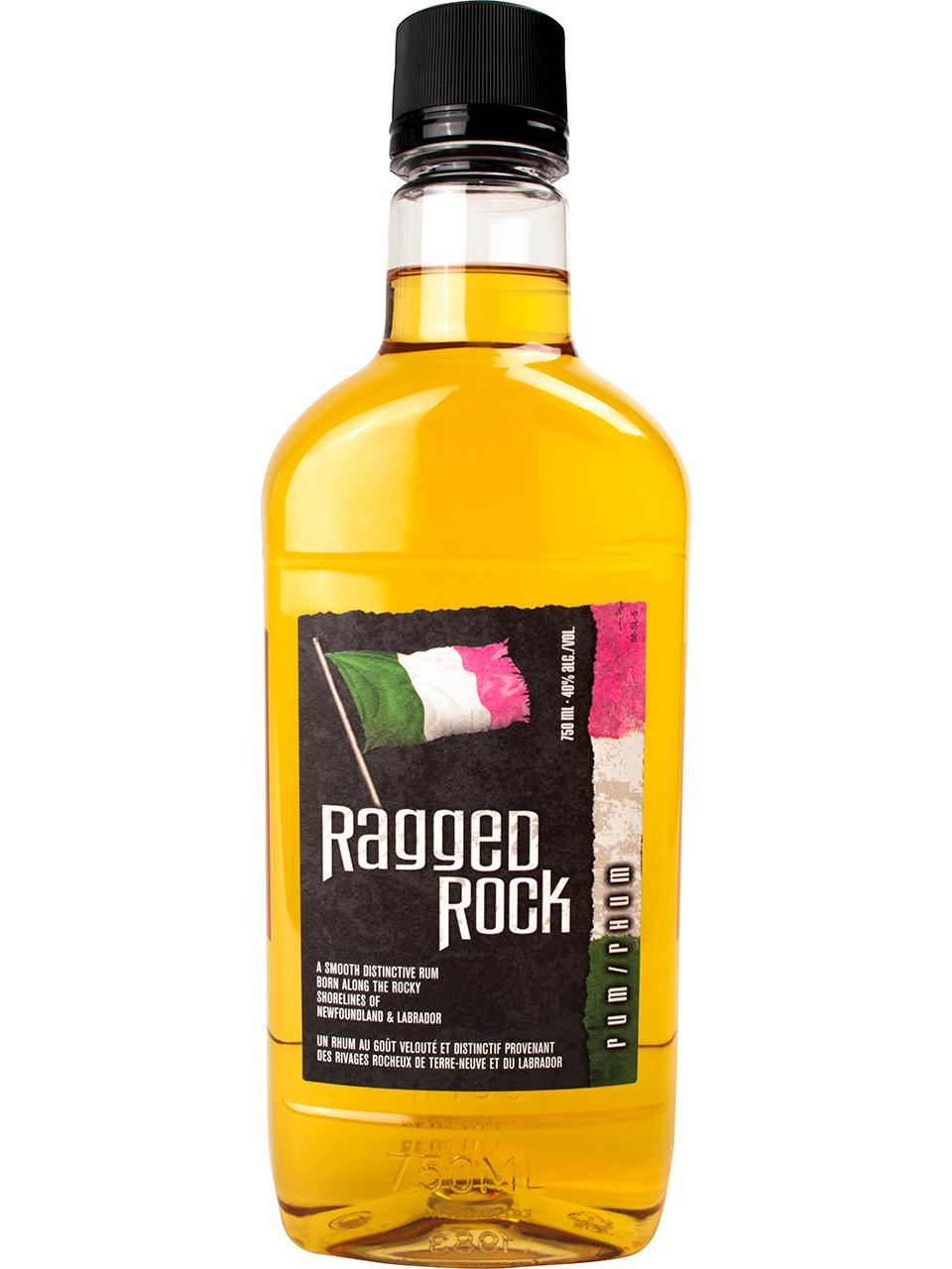 Ragged Rock Rum PET
