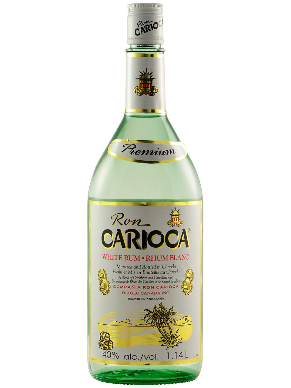 Ron Carioca White Rum