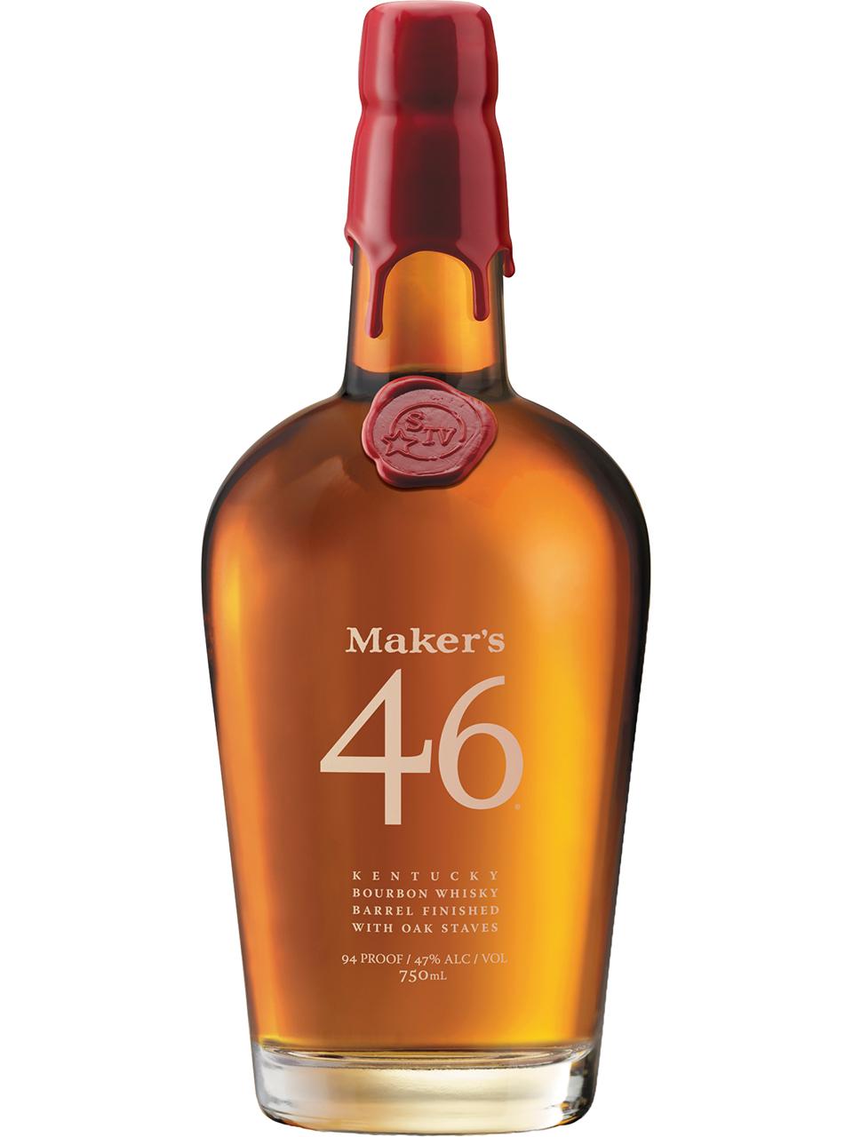 Maker's Mark 46 Kentucky Bourbon