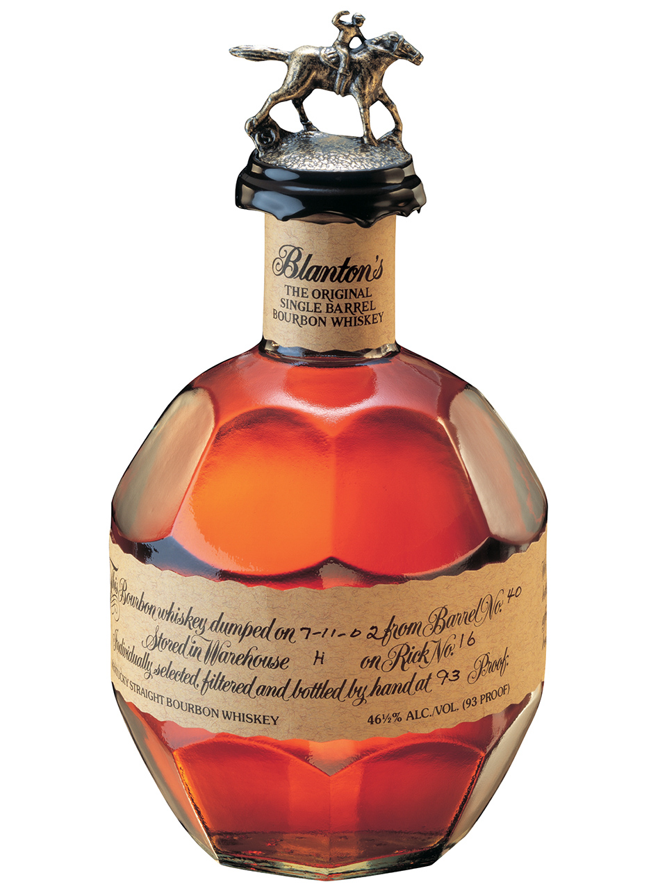 Blantons The Original Single Barrel Bourbon