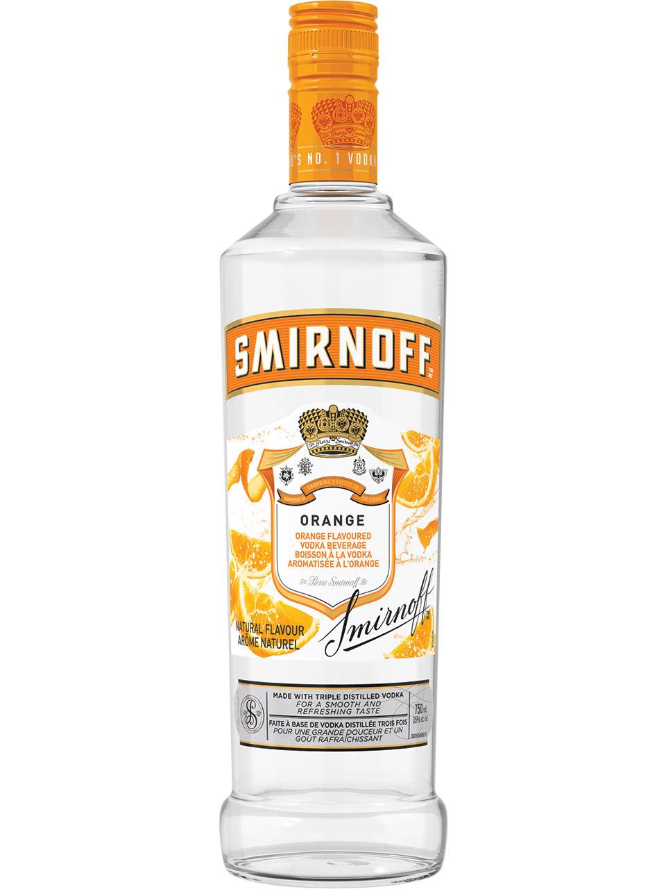 Smirnoff Orange Vodka