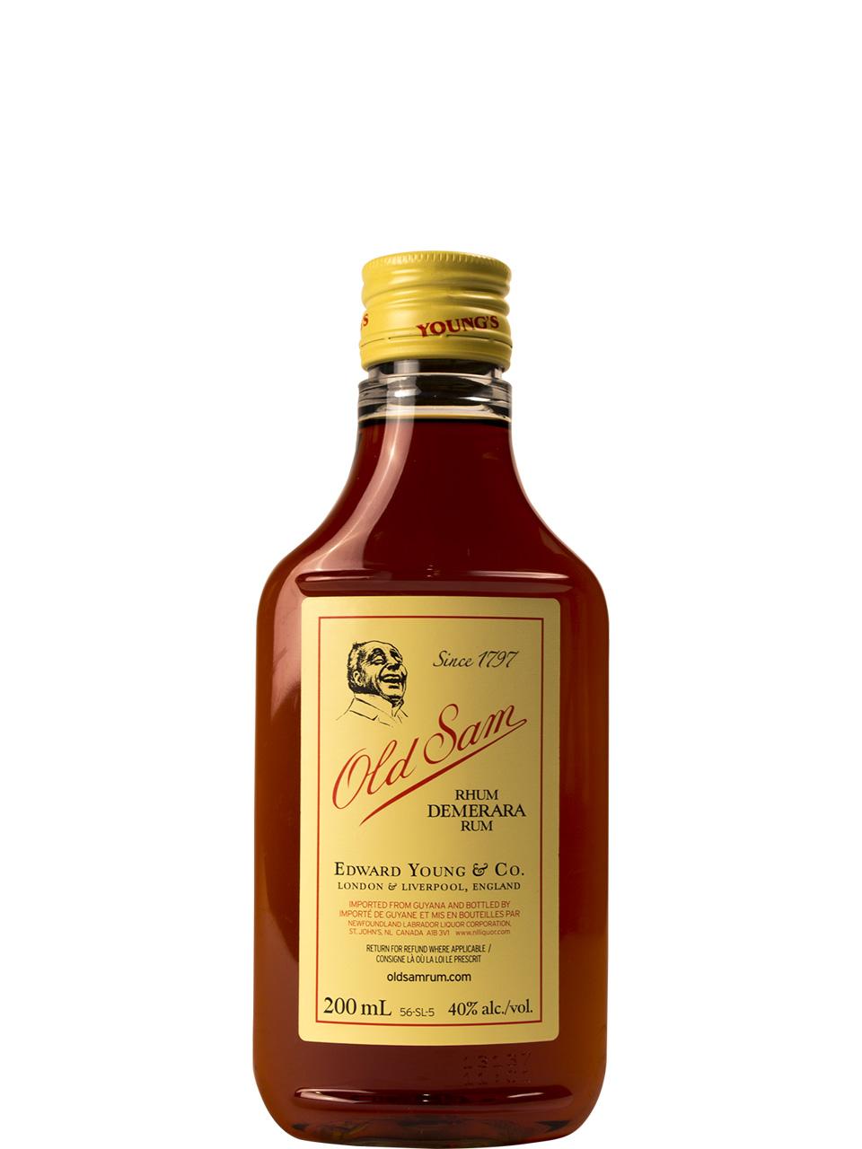 Old Sam Dark Rum