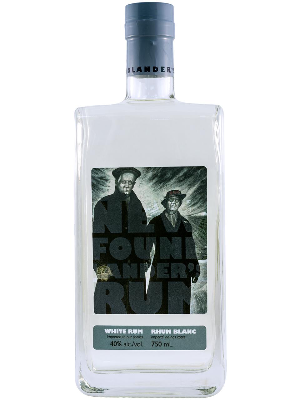 Newfoundlander's White Rum