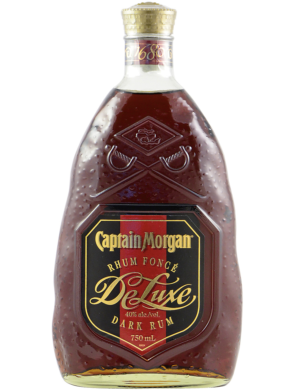 Captain Morgan Deluxe Dark Rum