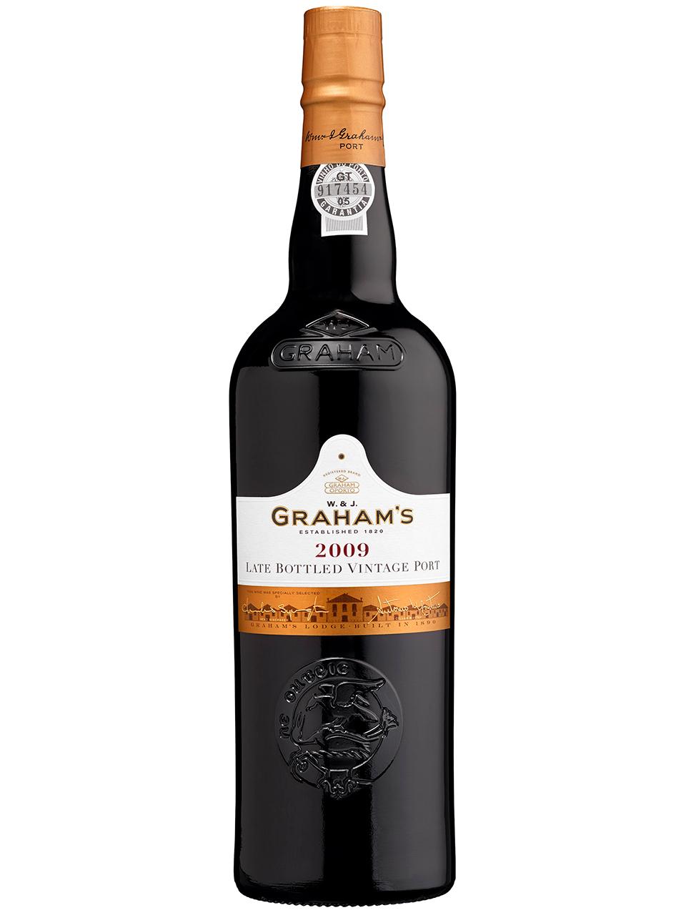 Graham's Late Bottled Vintage Port