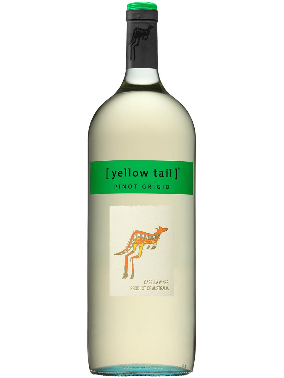 Yellow Tail Pinot Grigio 1500 ml