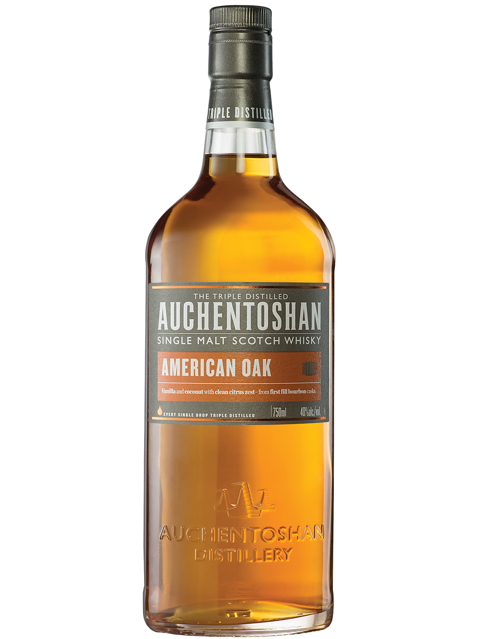 Auchentoshan American Oak Single Malt Scotch Whisk