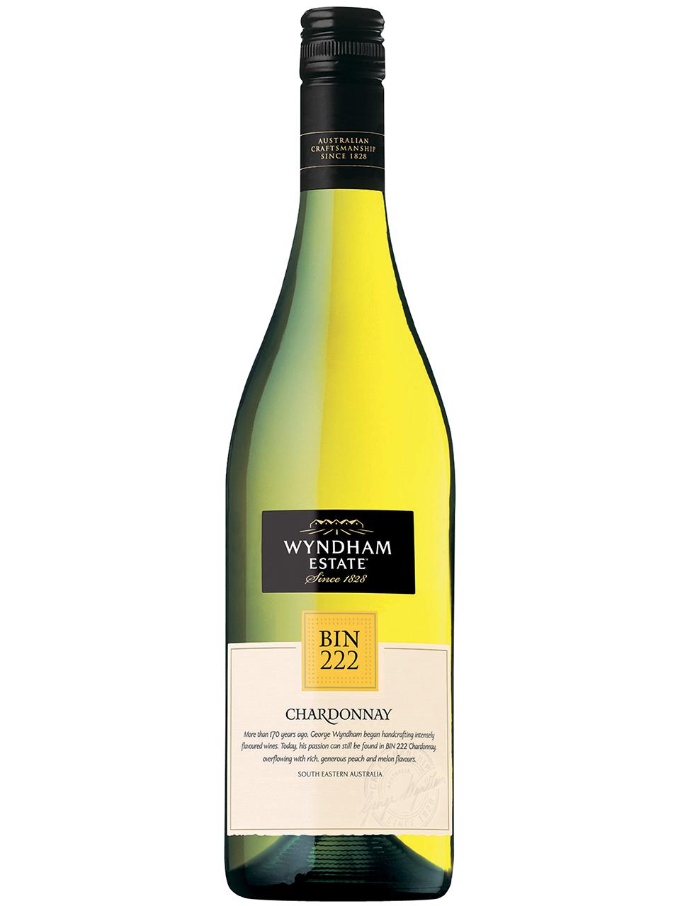 Wyndham Estate Bin 222 Chardonnay
