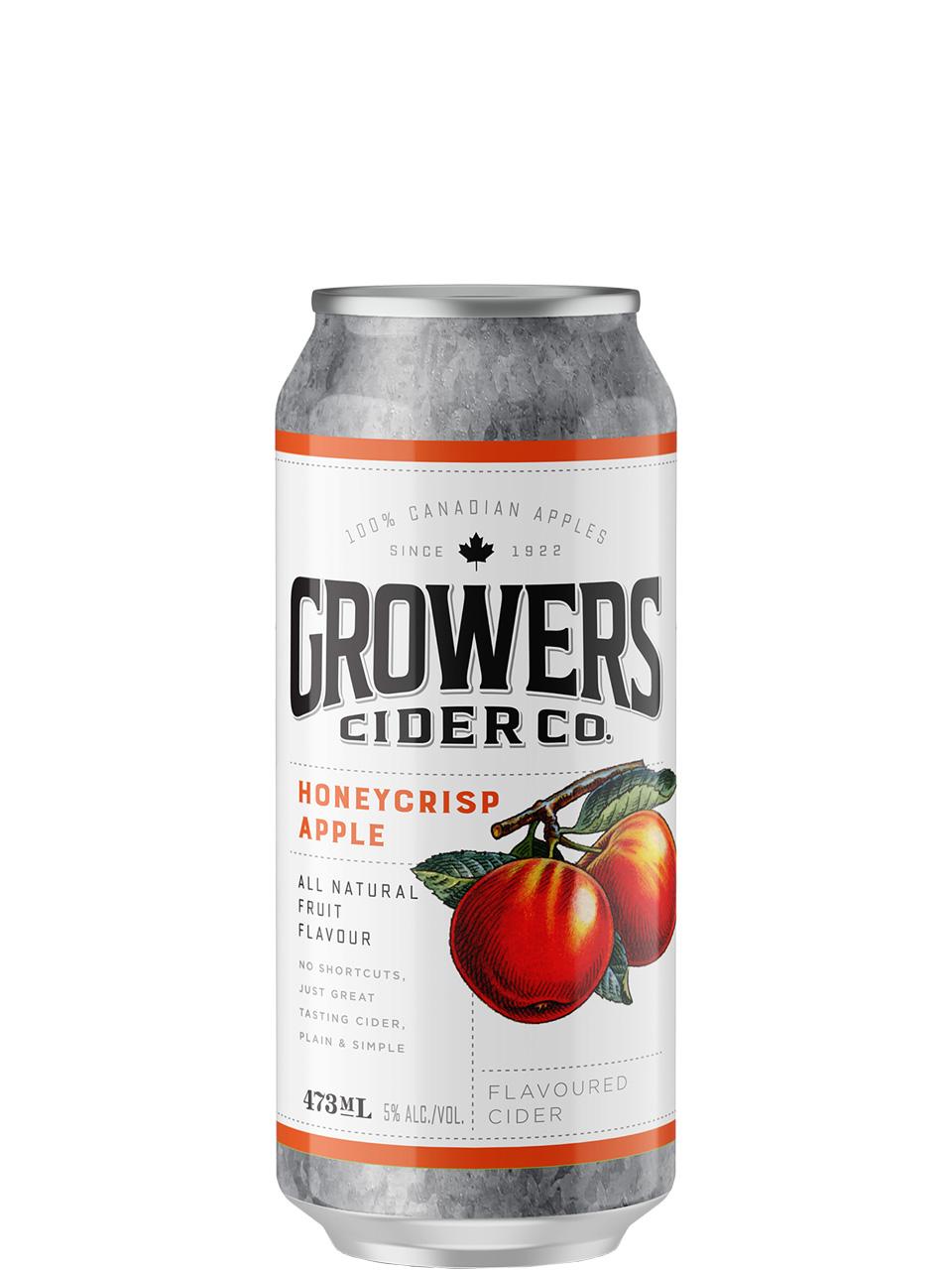 Growers Honeycrisp Apple Flavoured Cider