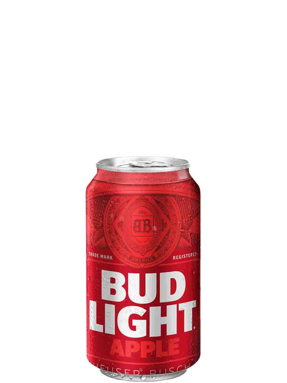 Bud Light Apple 12pk Cans