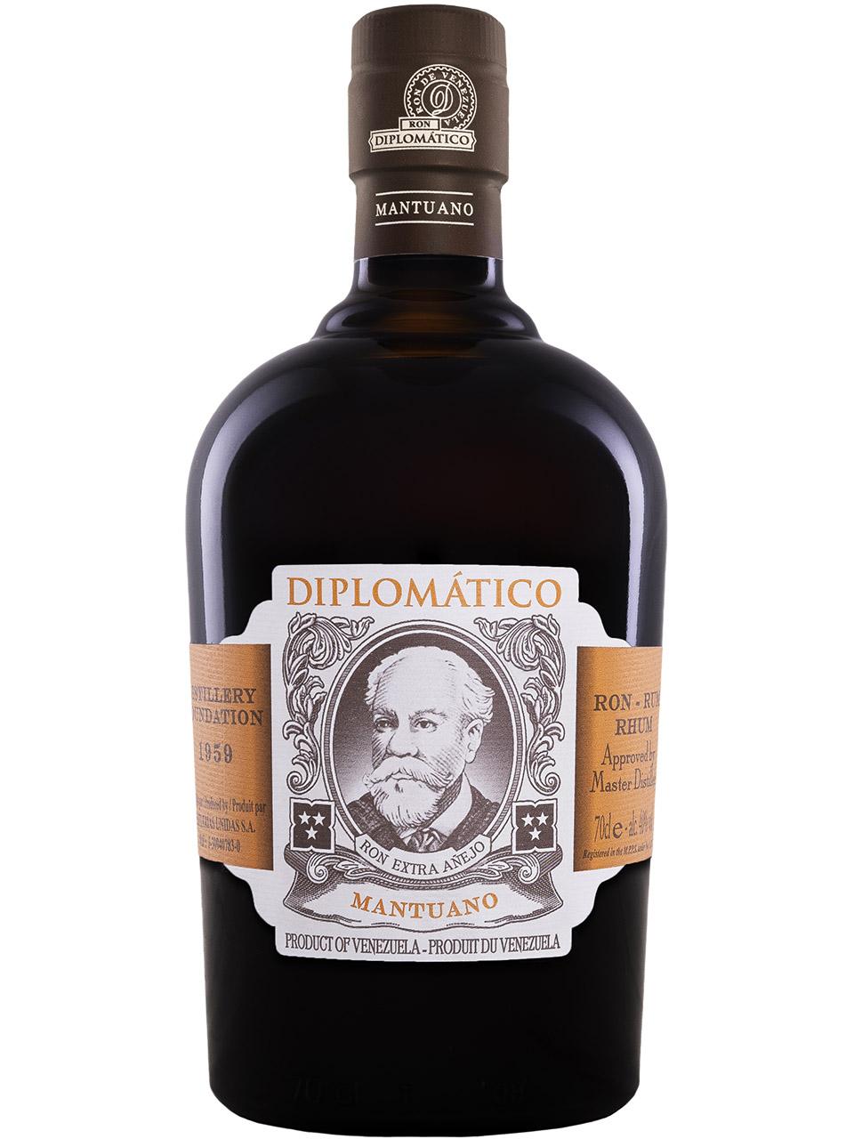 Diplomatico Mantuano 8YO Rum