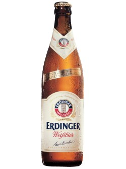 Erdinger Weissbier 500ml Bottle