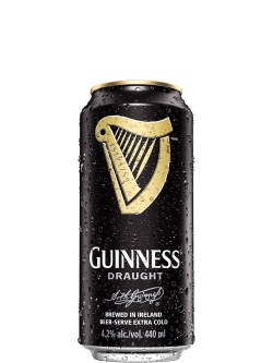 Guinness Draught Cans 4pk