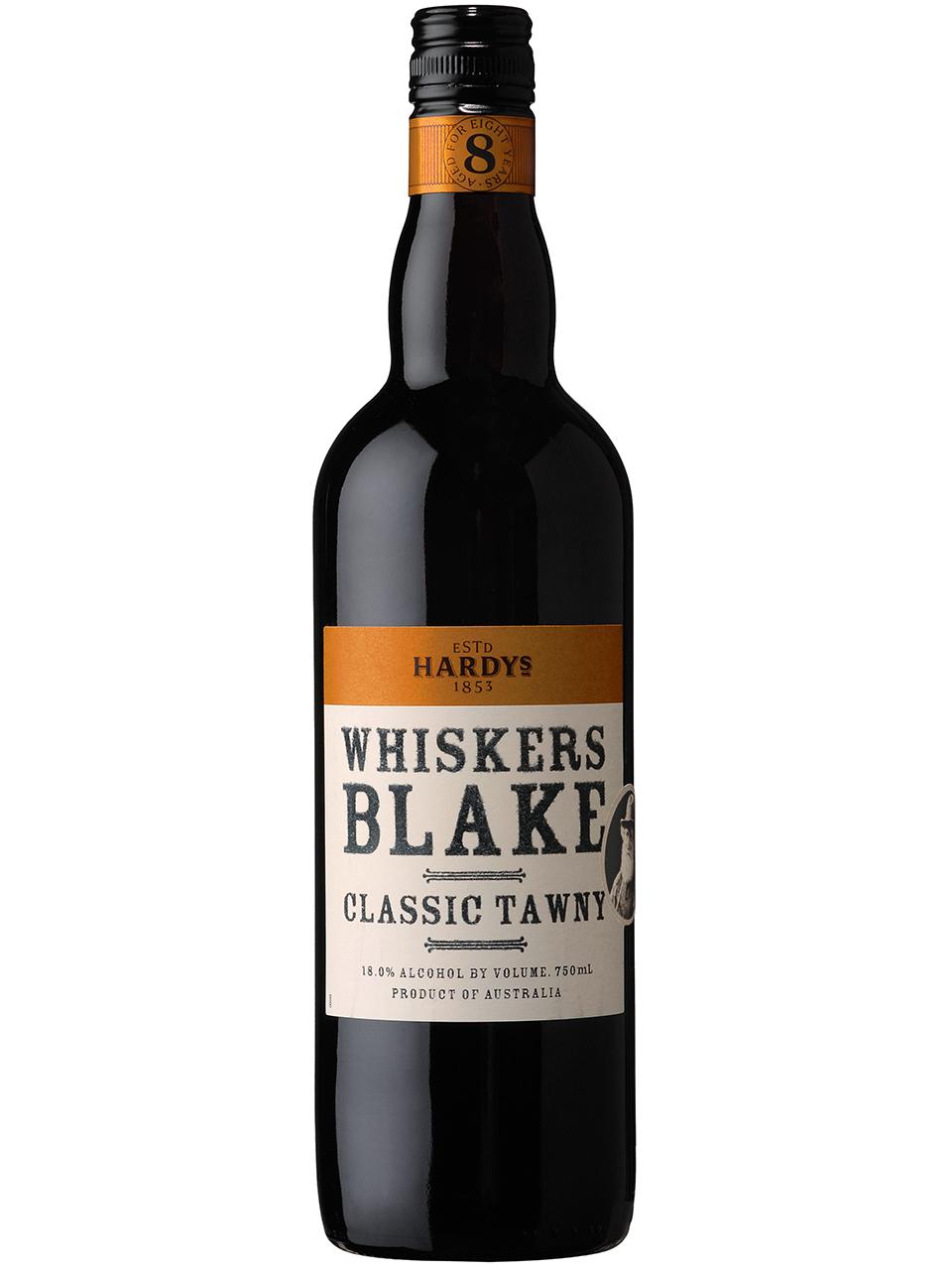 Hardys Whiskers Blake Tawny