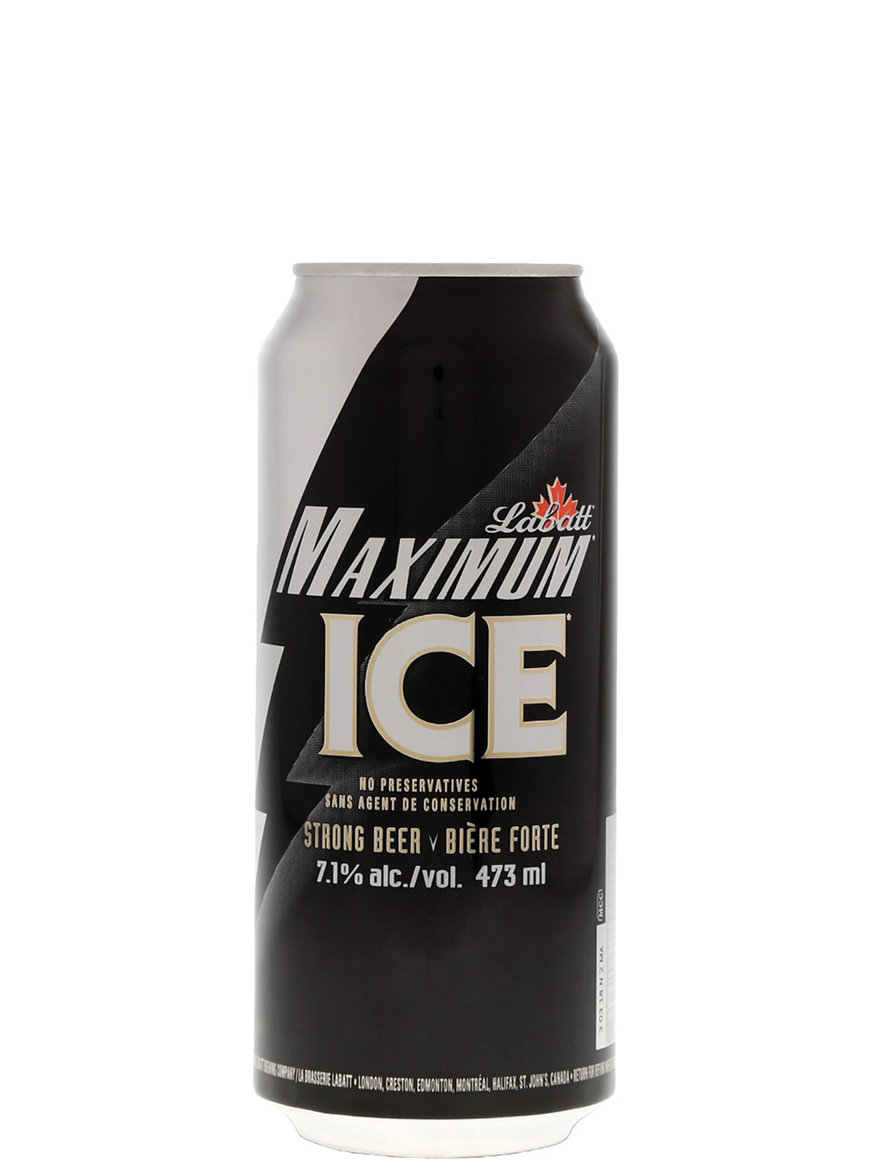 Labatt Maximun Ice Can 473ml