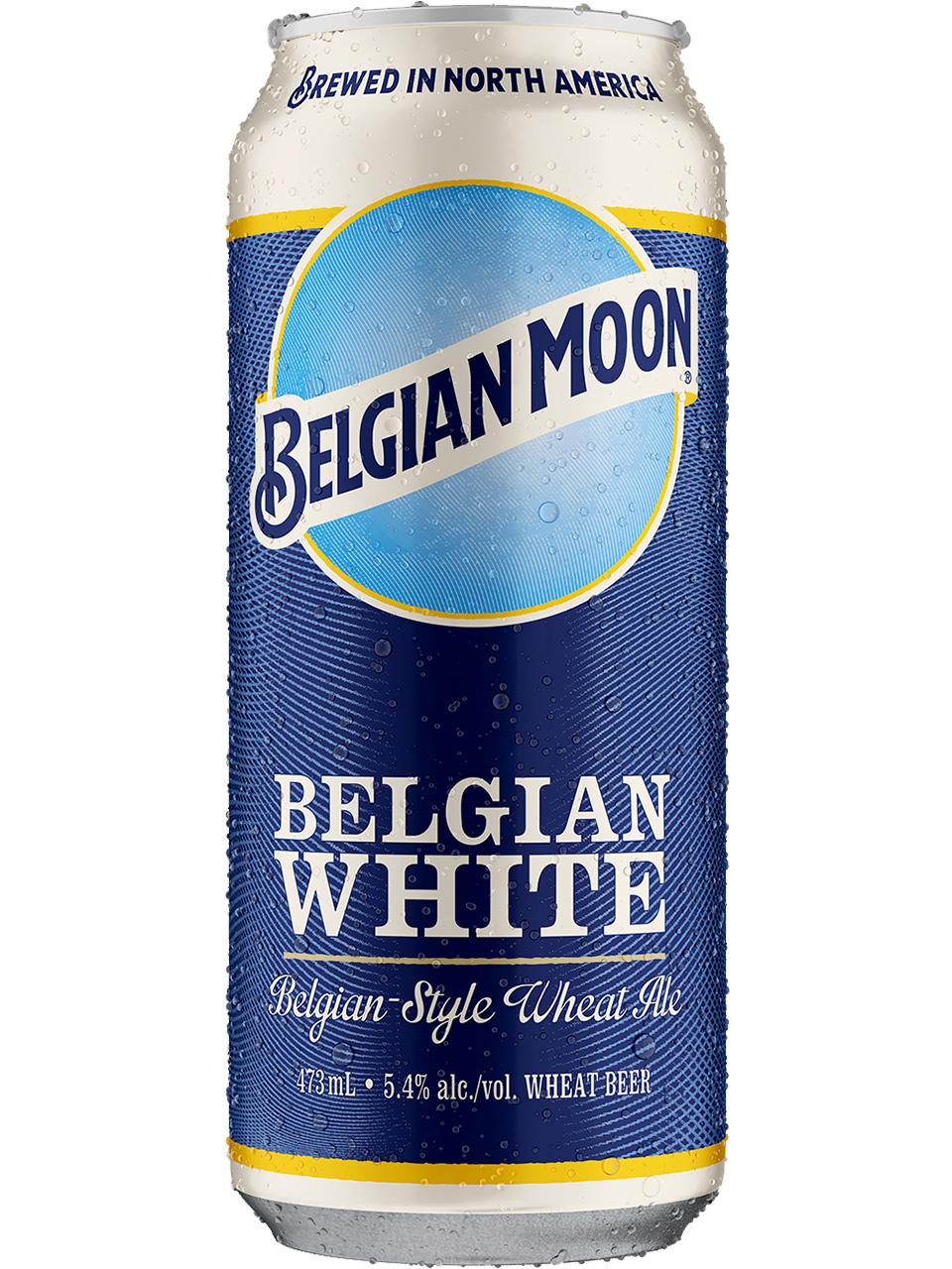 Belgian Moon White 473ml Can