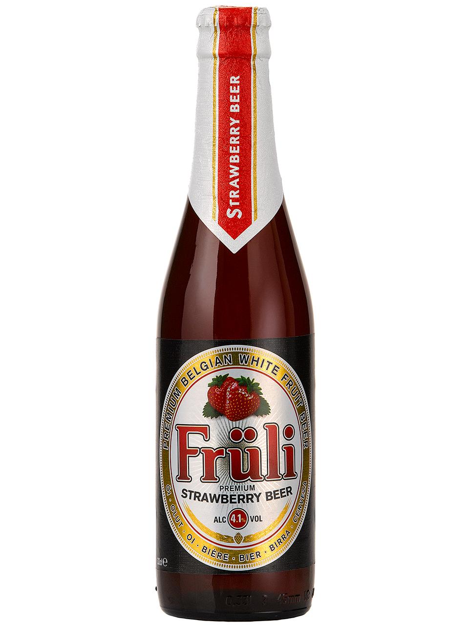 Fruli Strawberry White
