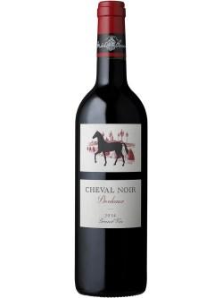 Cheval Noir Bordeaux Rouge