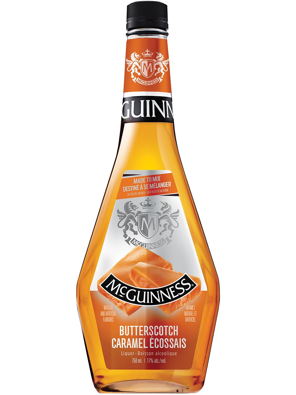 McGuinness Butterscotch