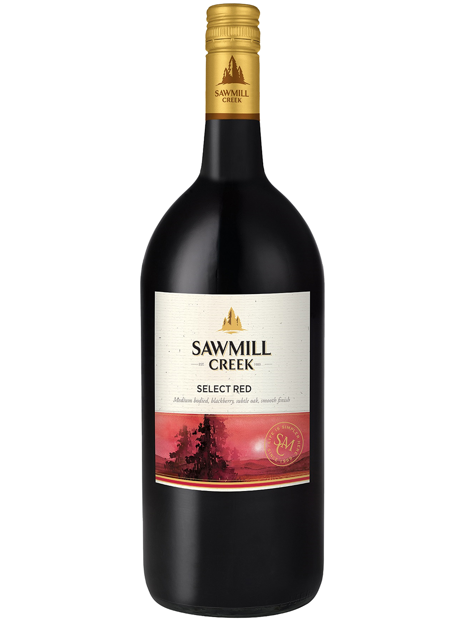 Sawmill Creek Select Red