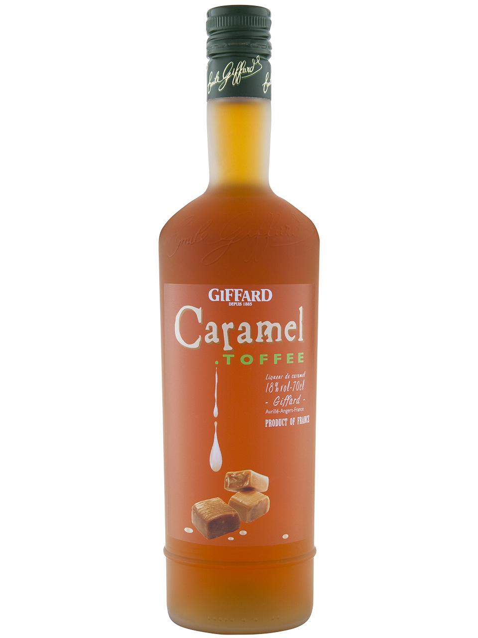 Giffard Caramel Toffee Liqueur