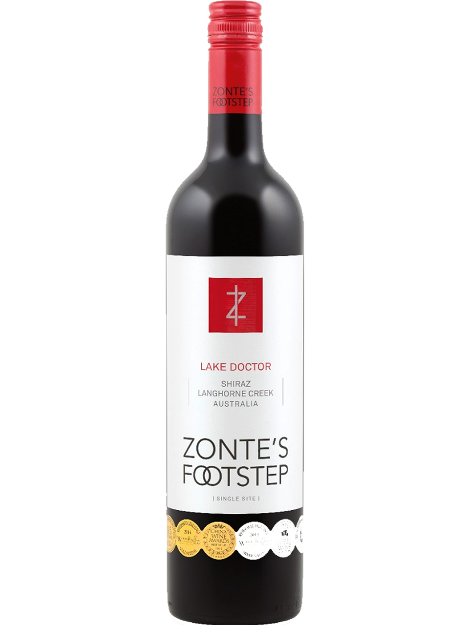 Zonte's Footstep Lake Doctor Shiraz