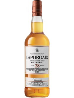 Laphroaig 28 YO Single Malt Scotch Whisky