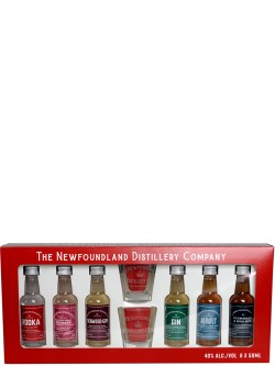 The Newfoundland Distillery Co. Minis Gift Pack