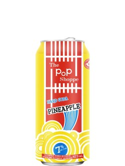Pop Shoppe Pineapple 473ml Can
