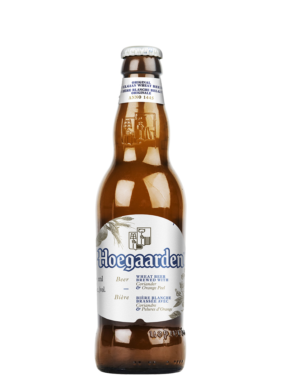 Hoegaarden 12 Pack Bottles