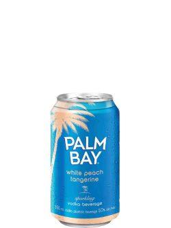 Palm Bay White Peach Tangerine 6 Pack Cans
