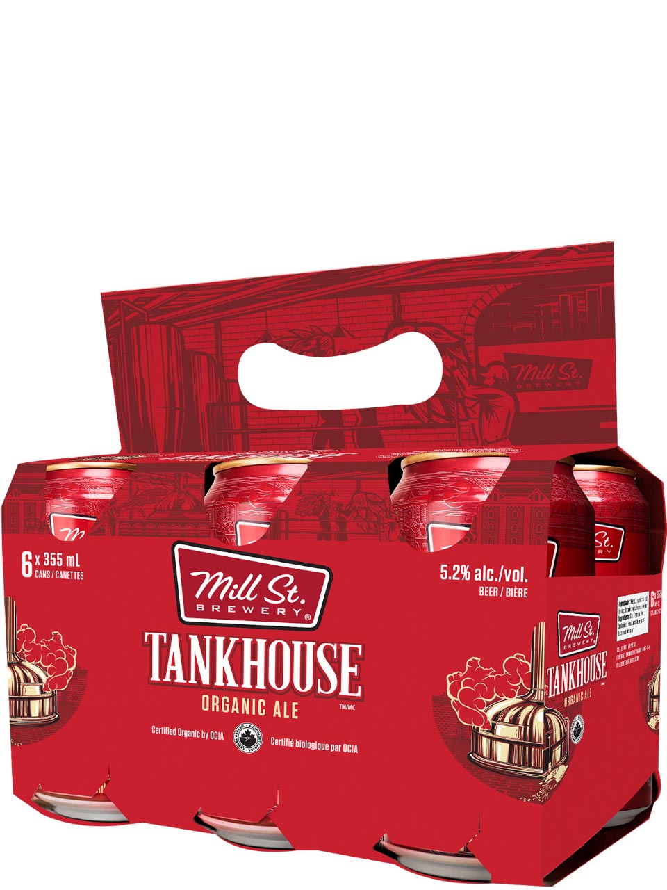 Mill St.Tankhouse Ale 6 Pack Cans
