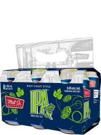 Mill St. West Coast Style IPA 6 Pack Cans