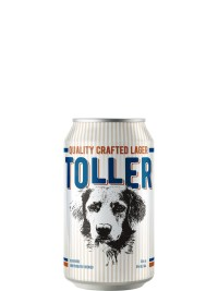 Toller Quality Crafted Lager 8 Pack Cans