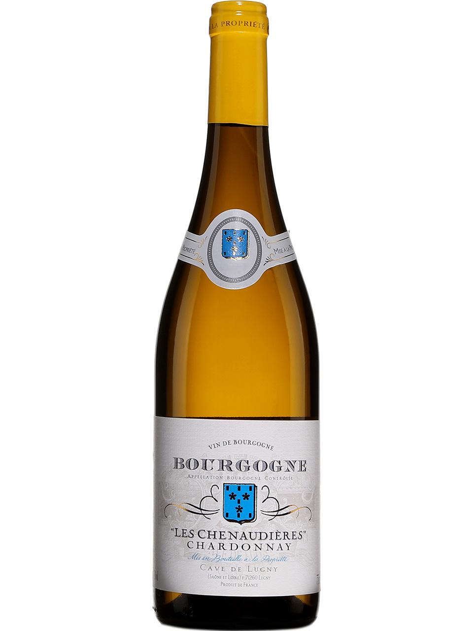 "Cave de Lugny Bourgogne Blanc ""Les Chenaudieres"""