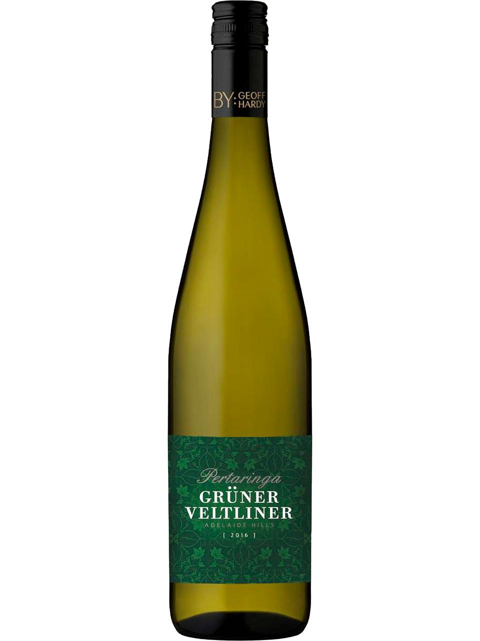 Wines by Geoff Hardy Pertaringa Reg.Series Gruner